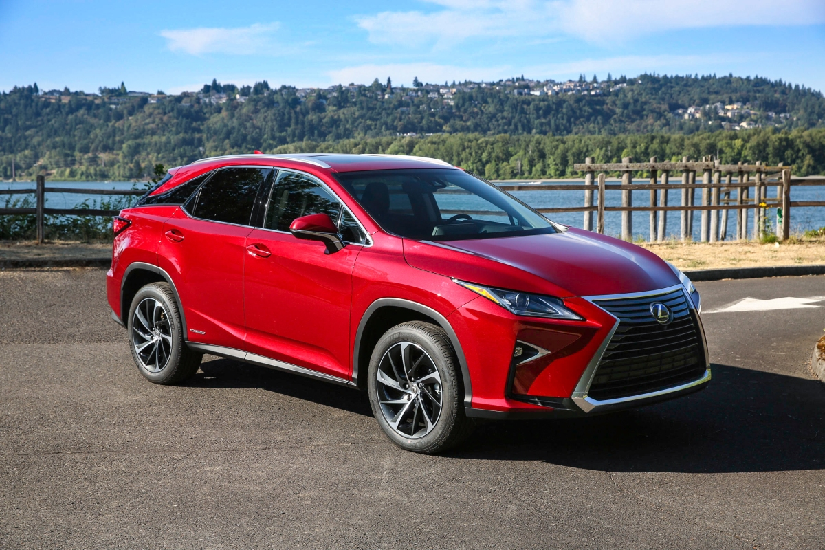 The original Crossover Vehicle is still the Best…. Lexus RX-450H All New for2016