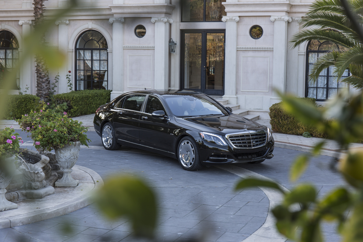 2016 Best Drives: The Amazing  Mercedes-Maybach s600