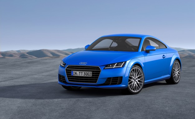 2016 Best Drives:  Audi TTS Smooth Operator