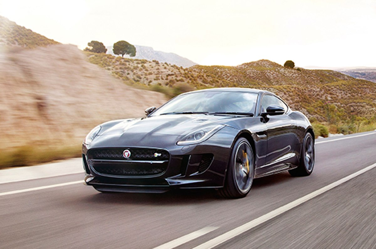 2016 Best Drives: The Sexy Cat Jaguar F Type R