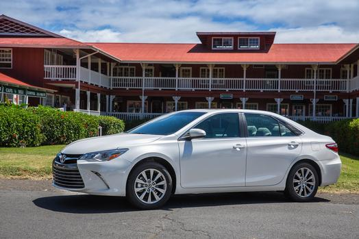 2017 Toyota Camry XLE is the Best Camry To Date