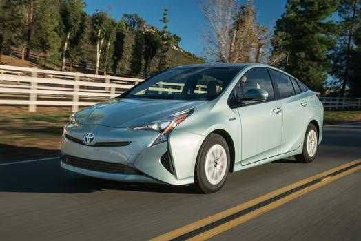 All New 2017 Prius Four The Original Hybrid is Still The Best