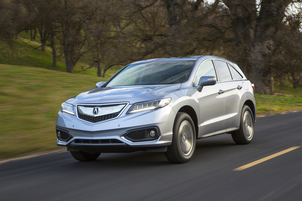 2017 Acura RDX AWD Leading the Crossover Marketplace with Value and Cool features