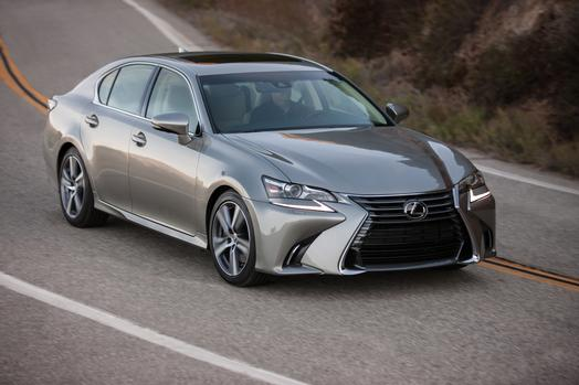 2017 Lexus GS 200t Makes for a Great Luxury and Performance Sedan Choice